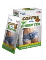 """Напиток для похудения """"Напиток кофейный растворимый с зеленым чаем Energy Drive"""",10 пакетов"""