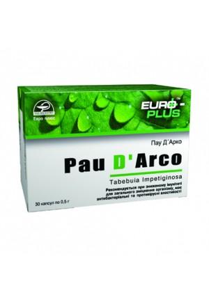 Диетическая добавка для повышения иммунитета «Пау Д'Арко» («Pau D'Arco»)