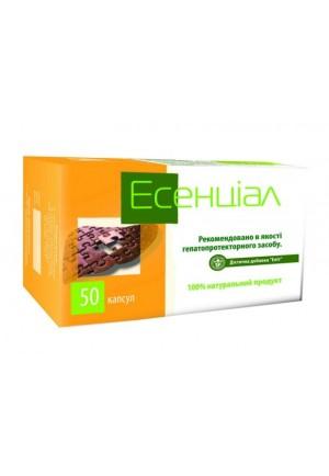 "БАД гепатопротектор ""Эсенциал"" №50"