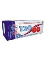 """БАД для нормализации давления """"120/80"""" №40"""