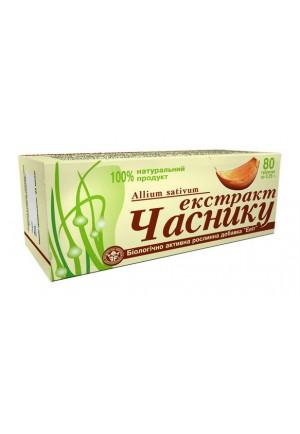 """Препарат для иммунитета """"Экстракт чеснока"""" №40"""