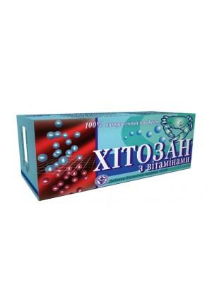 """БАД для ускорения обмена веществ  """"Хитозан с витаминами"""" №80"""