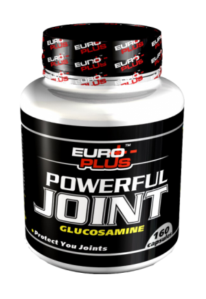 Хондропротектор POWERFUL JOINT GLUCOSAMINE, 160к