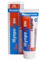 Гель для суставов ибупрофен с бадягой «Ибупрогель»