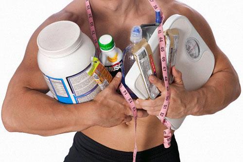 какое спортивное питание лучше для роста мышц