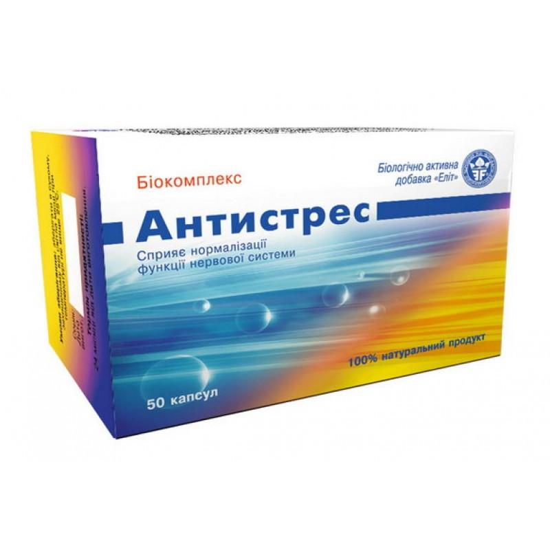 "БАД ""Антистресс биокомплекс"" №50"