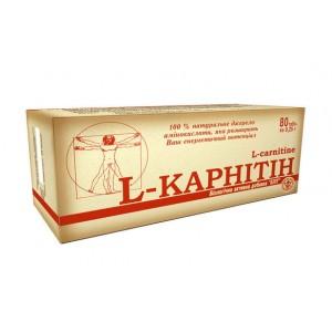 "Аминокислота ""L-карнитин"" №50. Для превр..."