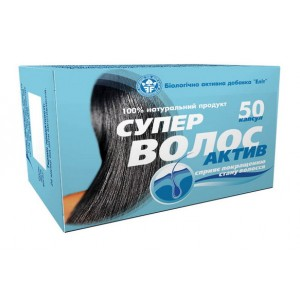 "Биологически активная добавка ""Супер волос ак..."